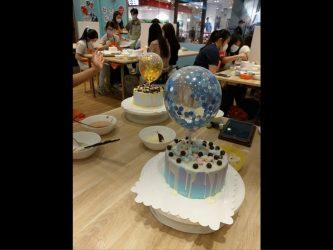 Peer Mentor Program - DIY Cake 蛋糕工房